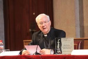 Intervenció de Mons. Piero Marini